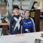 Shaliza and Ansh Malik